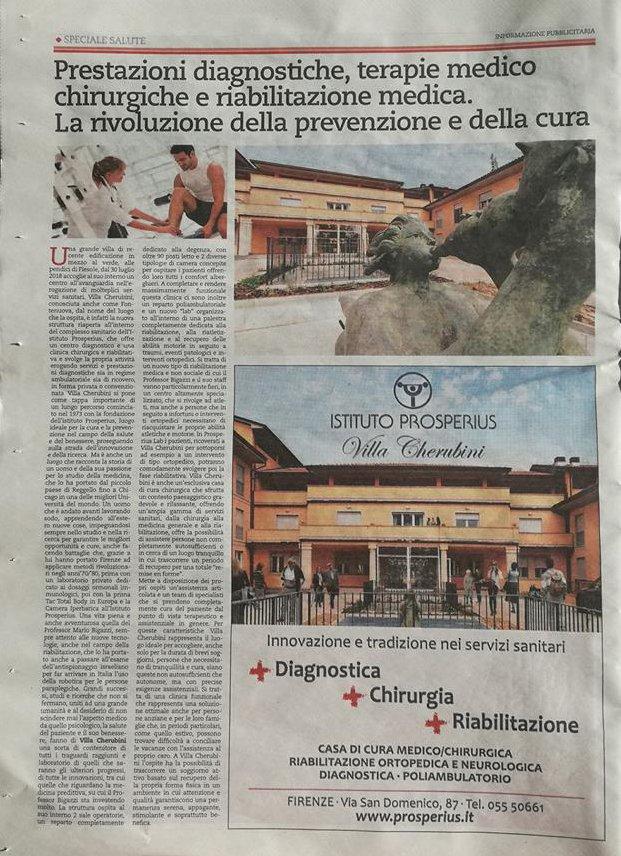 articolo_la_repubblica_prosperius_villa_cherubini_settembre_2018